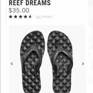 Reef Shoes - Reef Dream Quilted Flip Flop